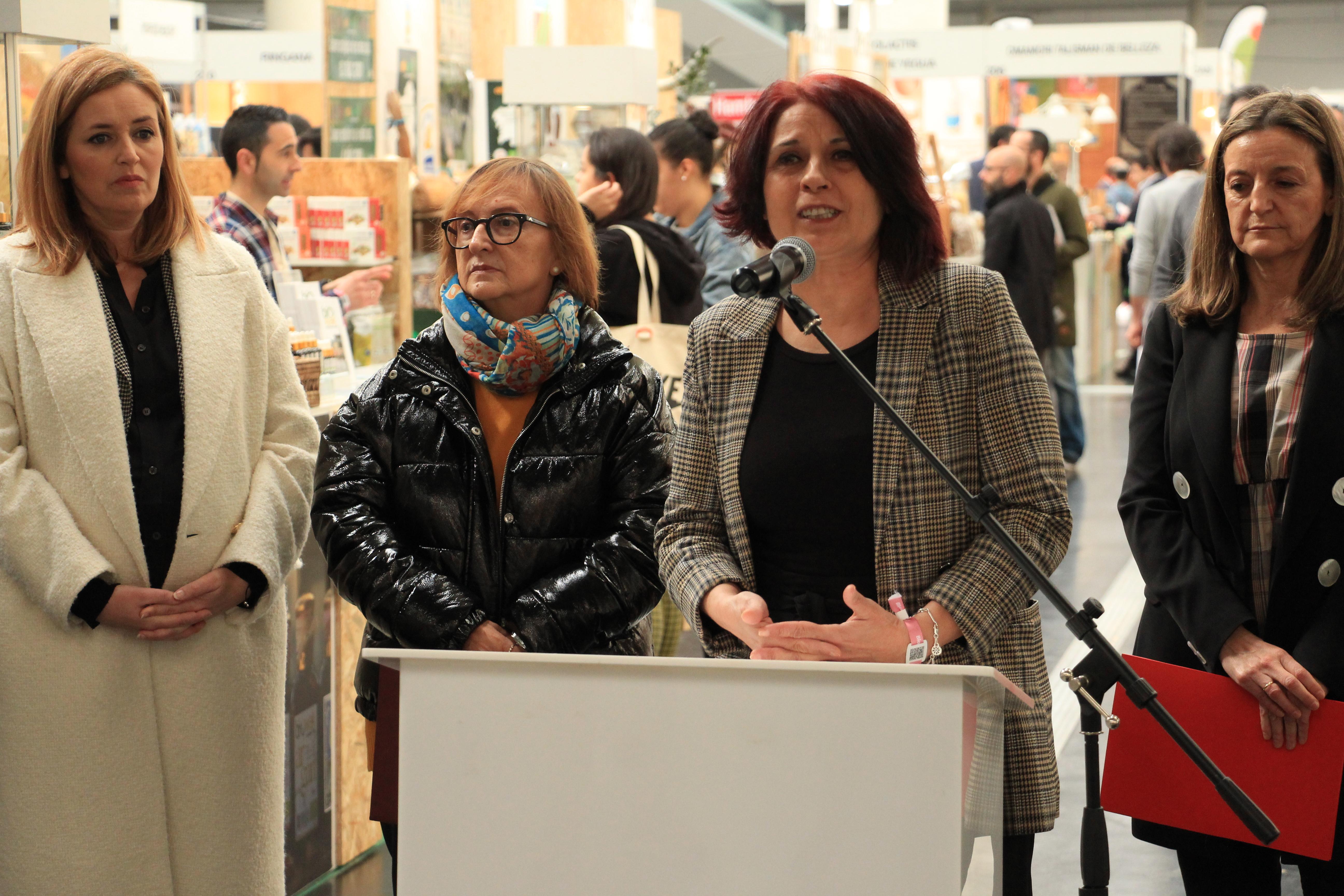 Inauguración BioCultura A Coruña 2020