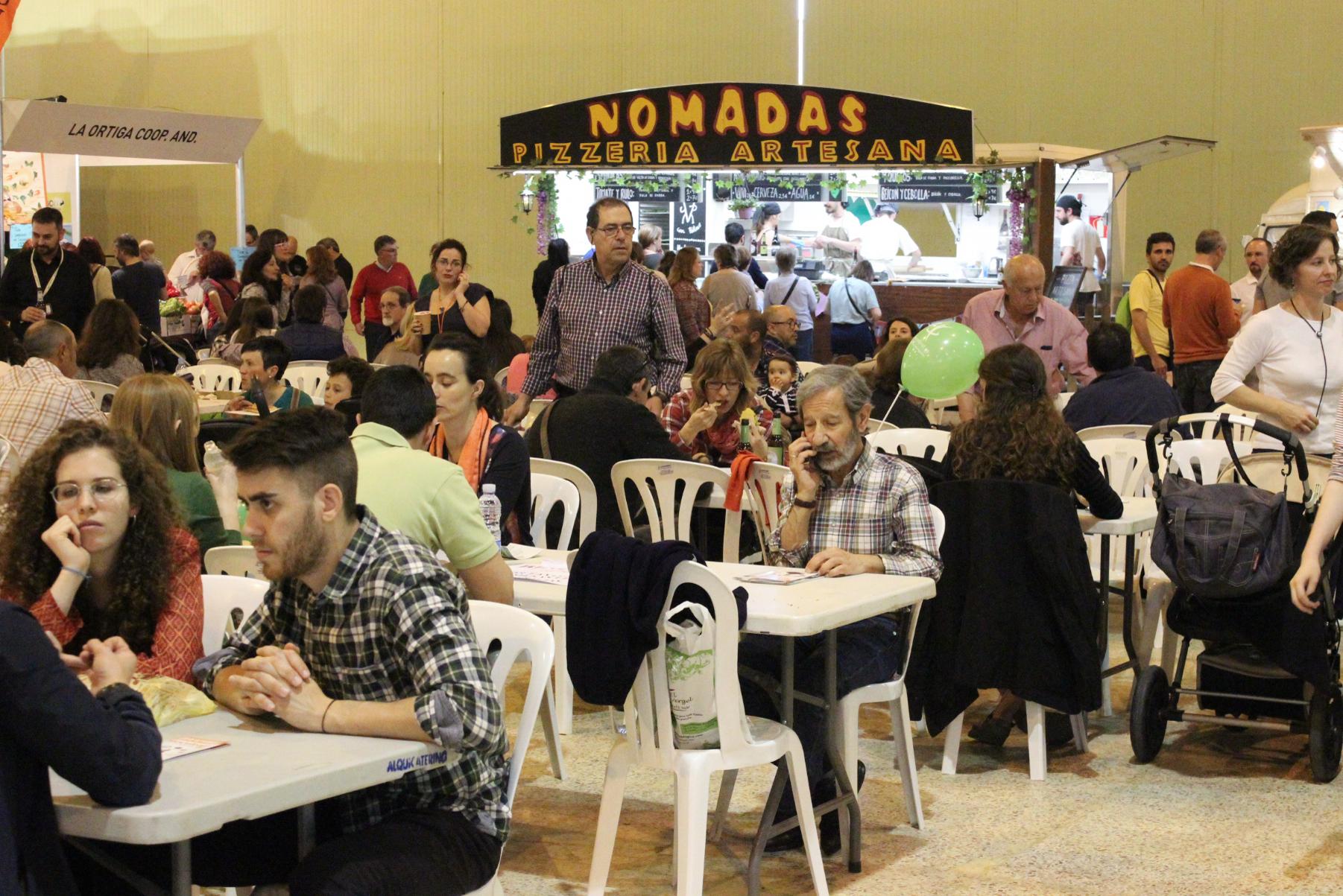 Alimentación en BioCultura Sevilla