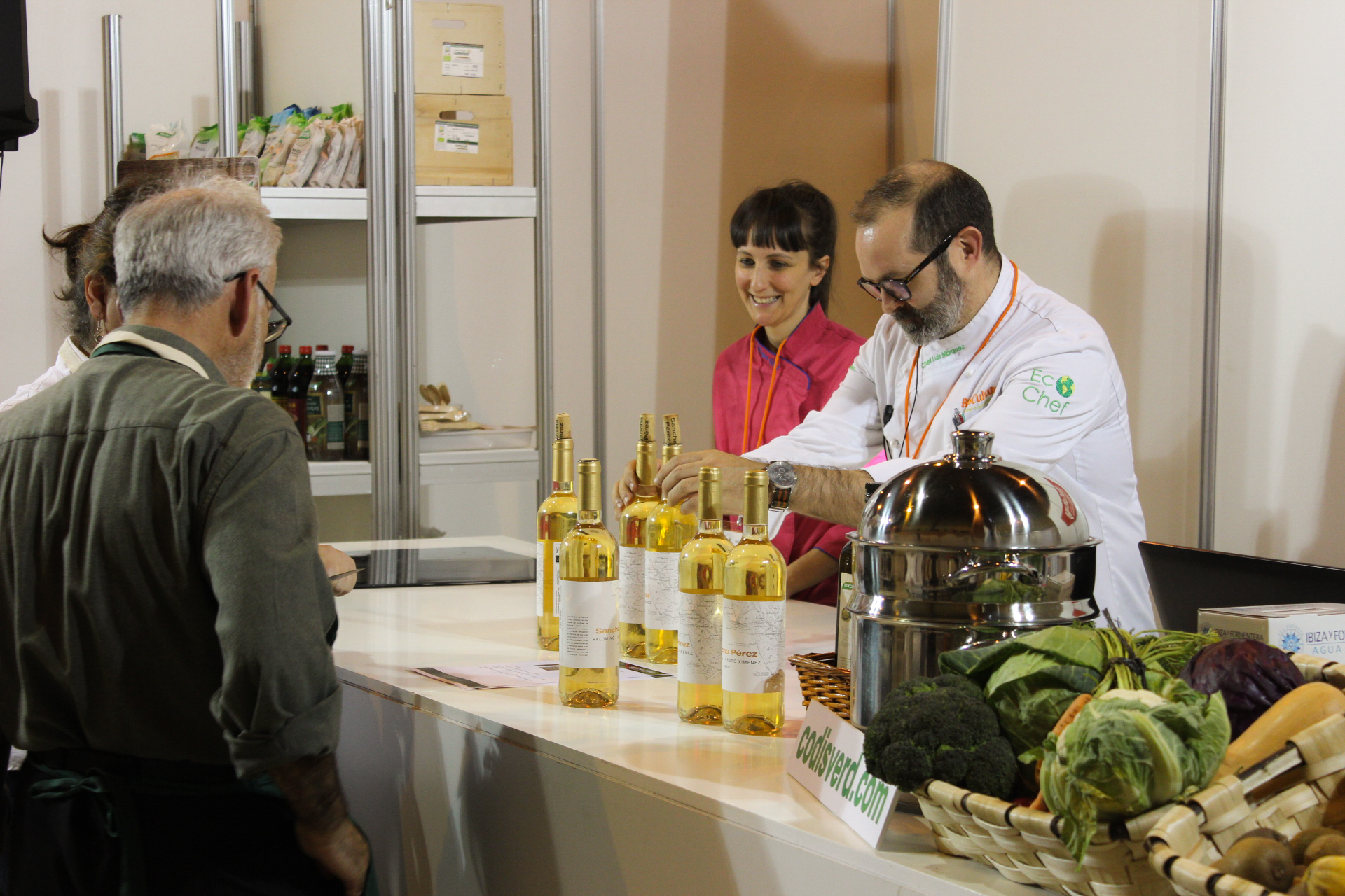 Showcooking Ecogastronómico