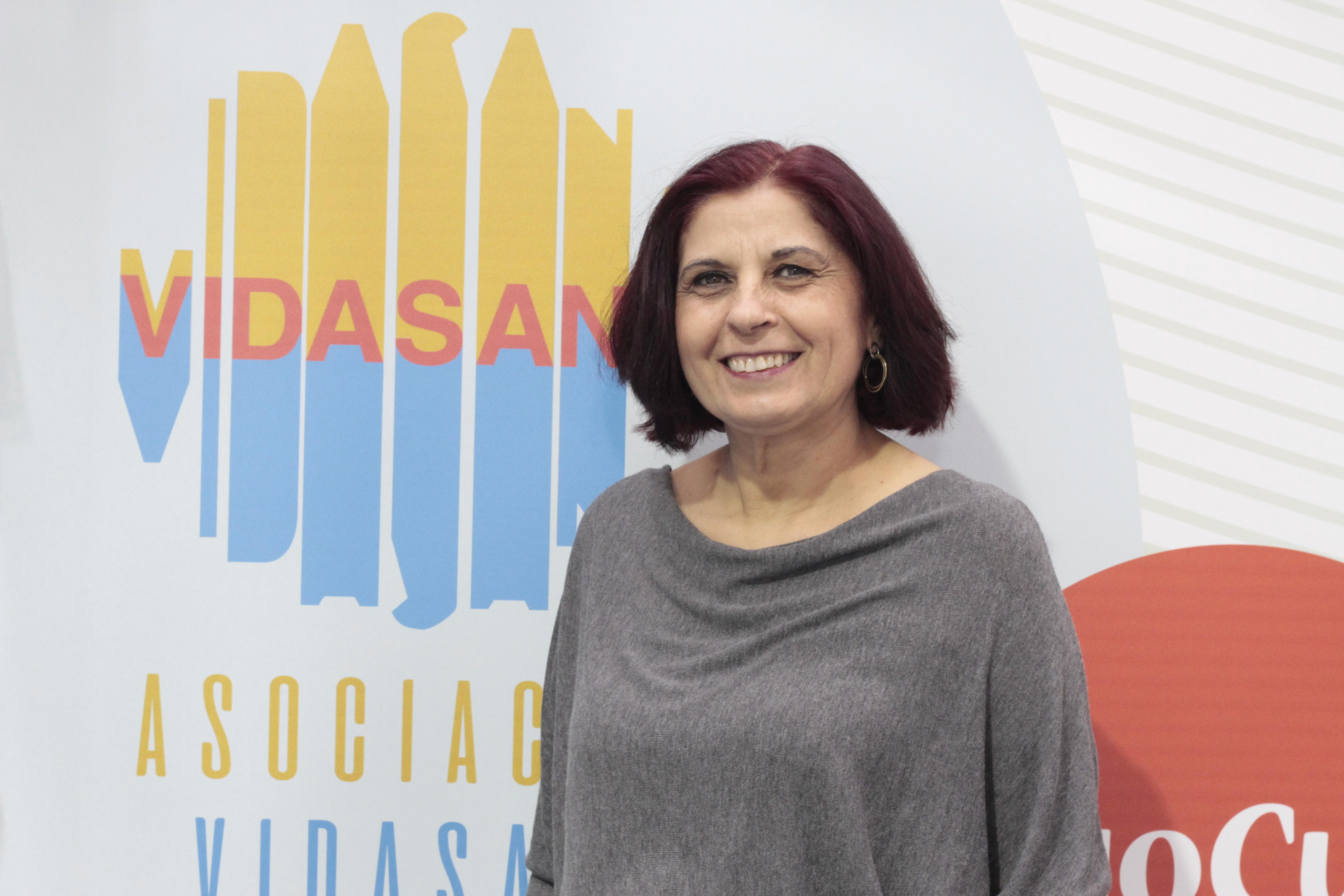 Directora Feria Angeles Parra