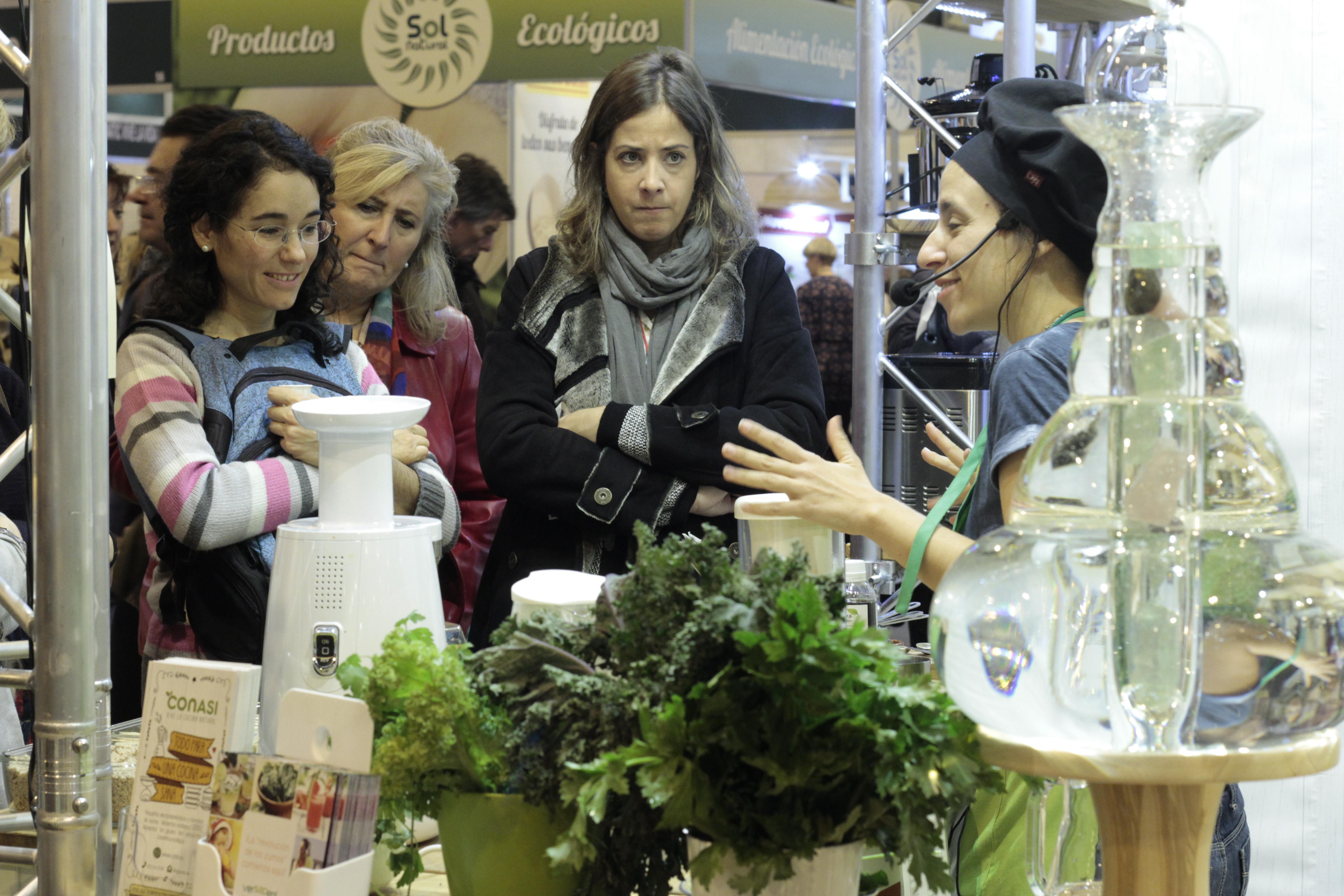 Stands BioCultura Madrid