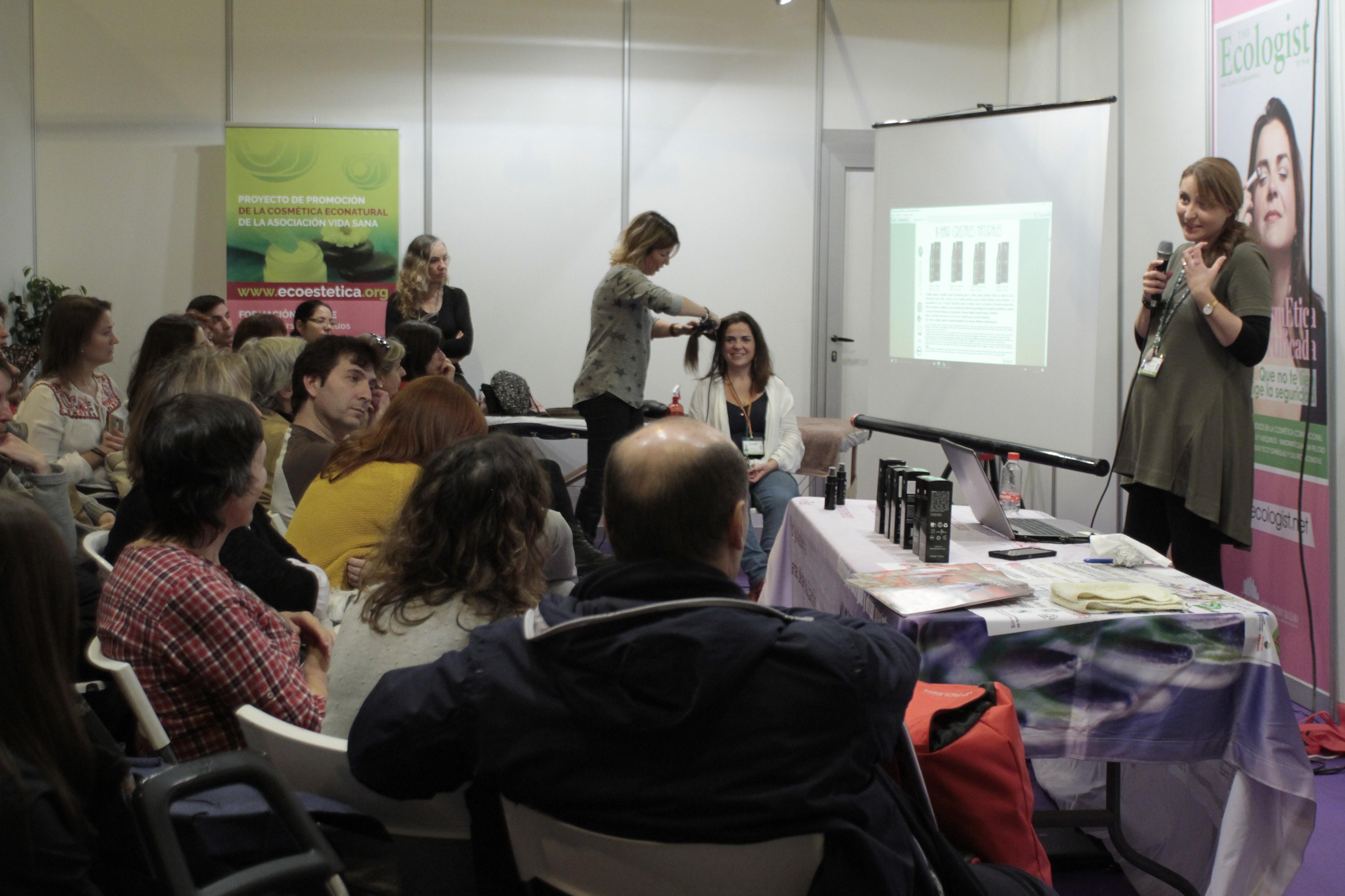 Ecocosmética Madrid 2017 1