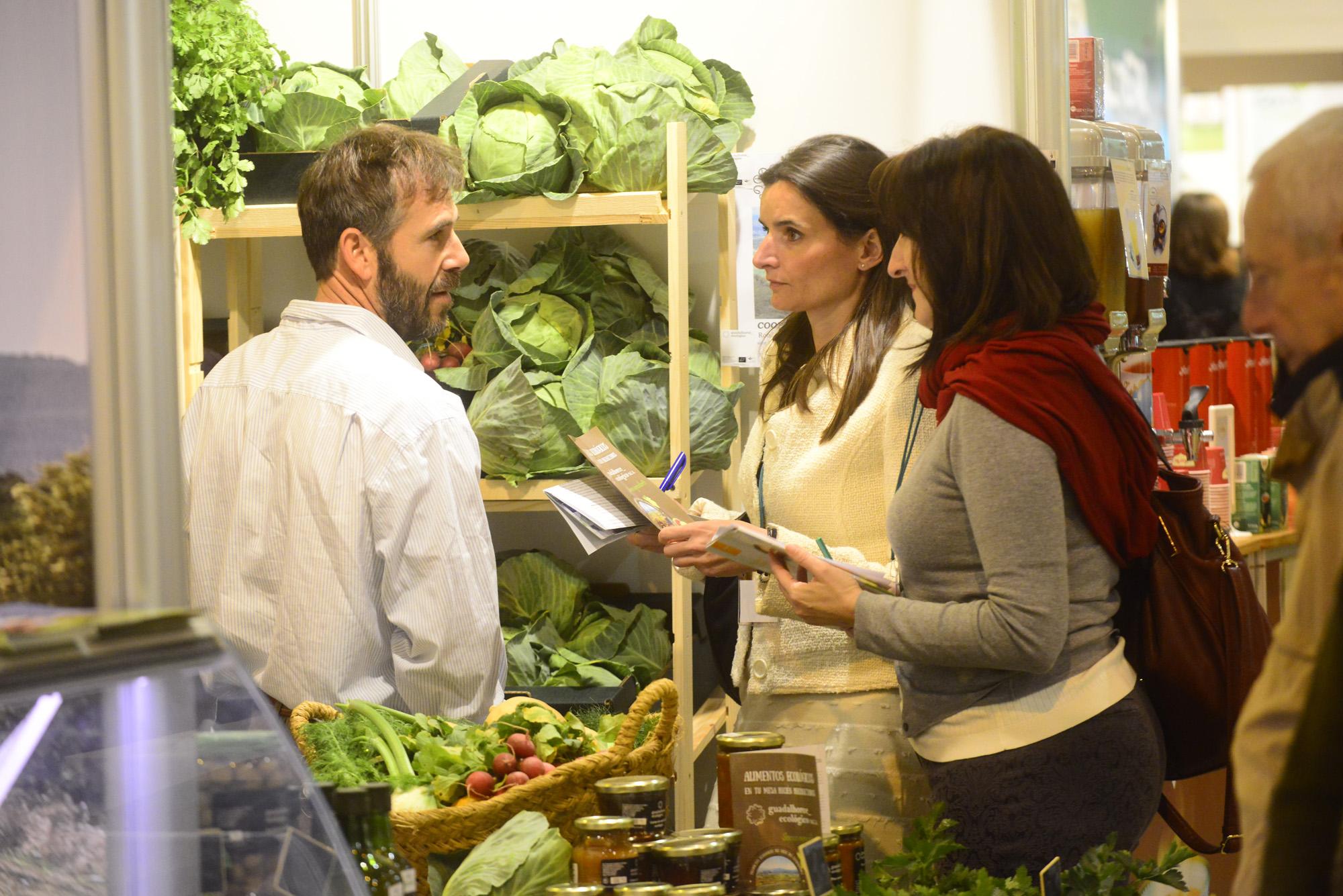 Expositores y participantes en BioCultura Sevilla