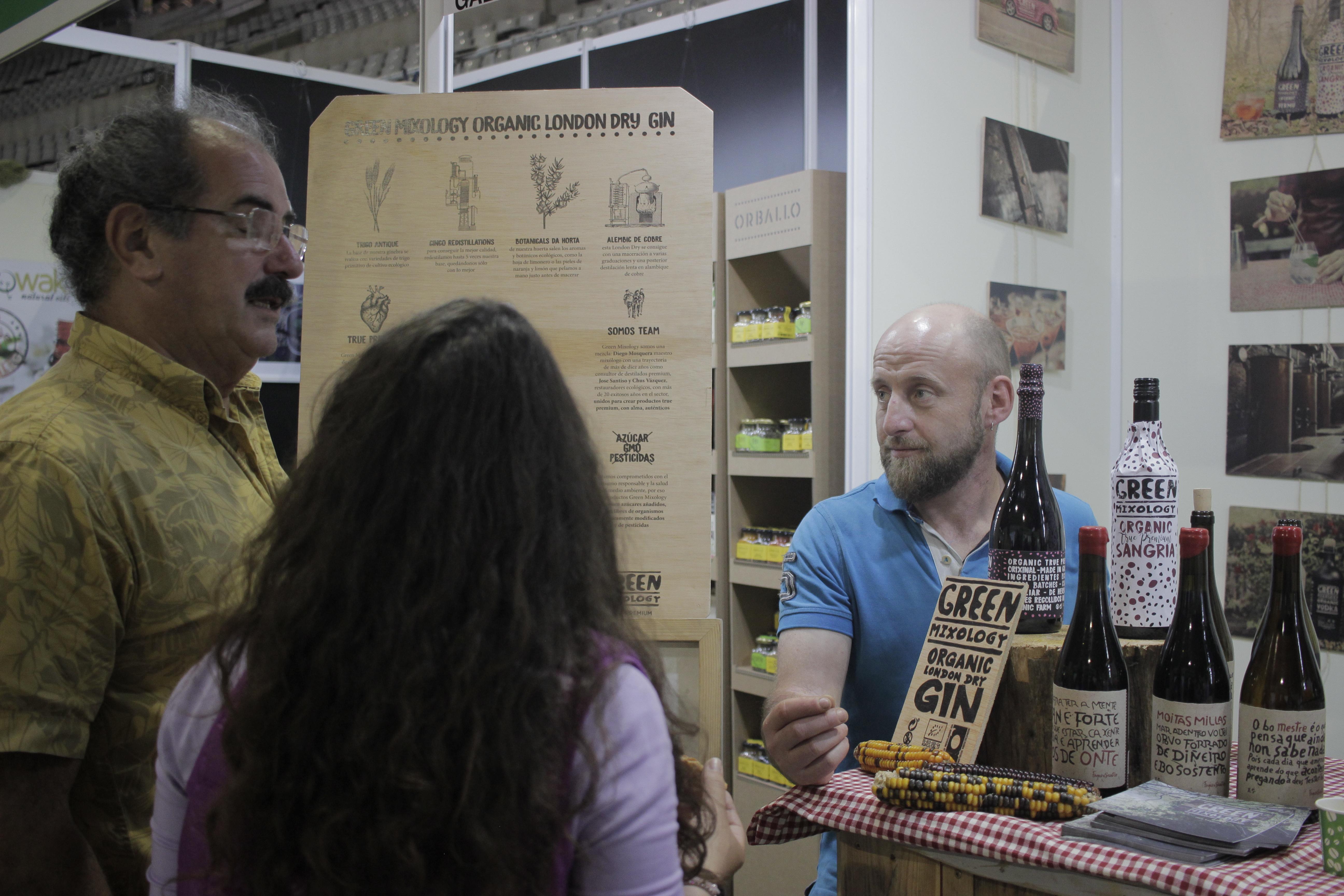 expositor vino ecologico