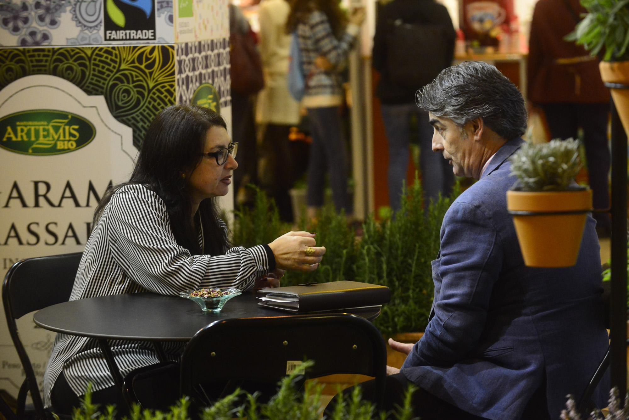 reunion profesional BioCultura Sevilla