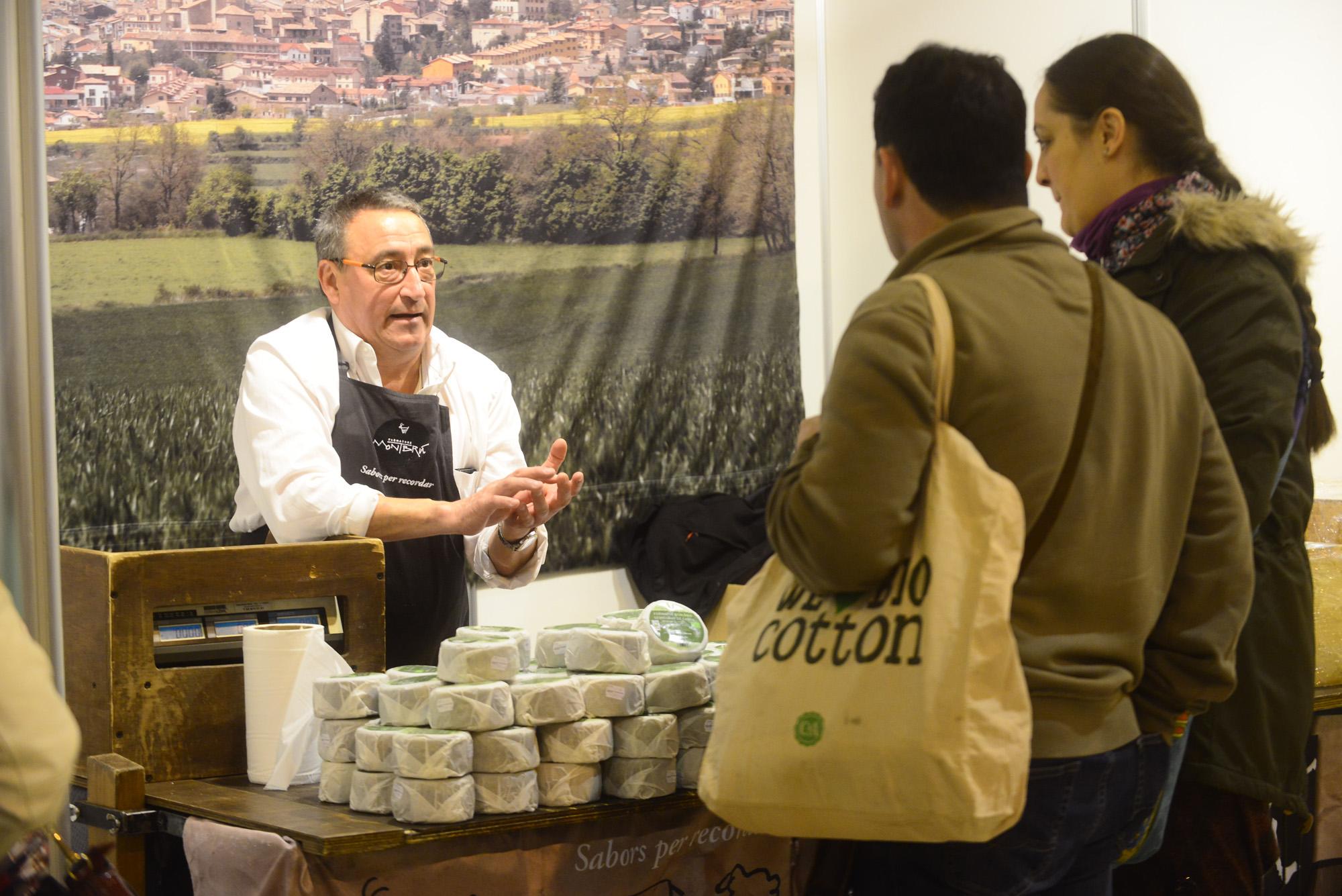 Uno de los expositores participantes en BioCultura Sevilla