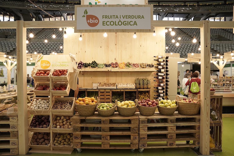 fruta y verdura bio
