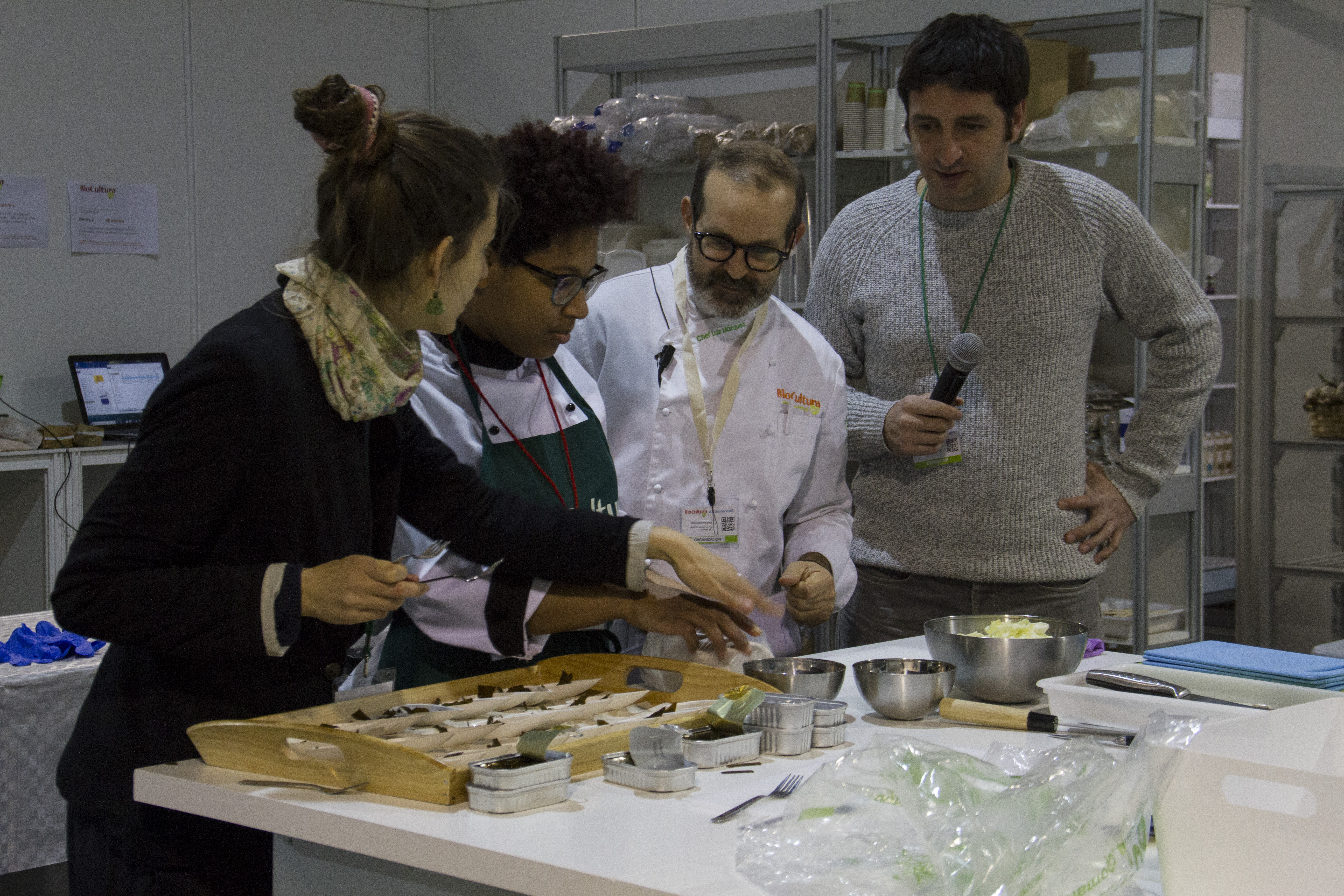 Showcooking 2 marzo
