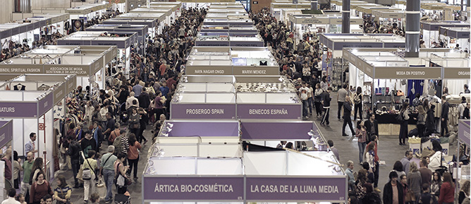 BIOCULTURA MADRID: TODA UNA VIDA EN LAS TRINCHERAS