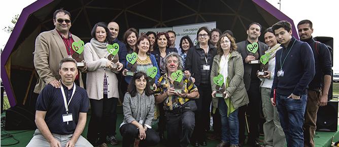 Abierta la convocatoria para participar en la XXIV edición de los Premios BioCultura