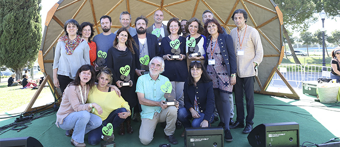 Entrega de los Premios BioCultura 2017