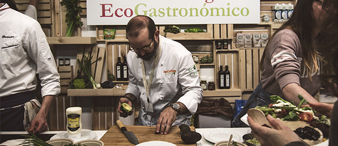Las últimas tendencias ecogastronómicas se dan cita en los showcooking de BioCultura Madrid