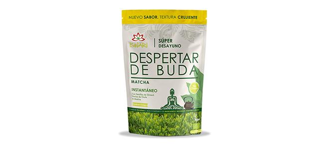 DESPERTAR DE BUDA MATCHA