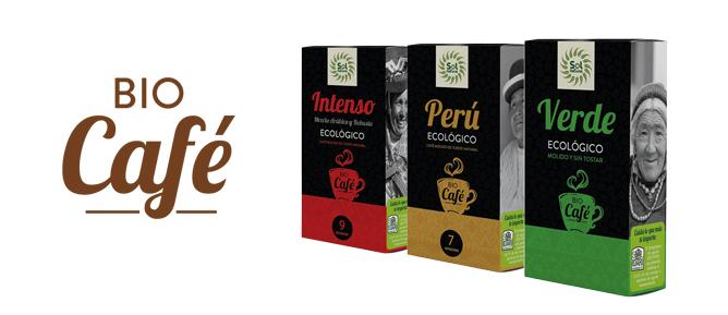 CAFéS ECOLóGICOS