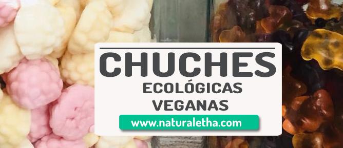 CHUCHERIAS ECOLóGICAS VEGANAS