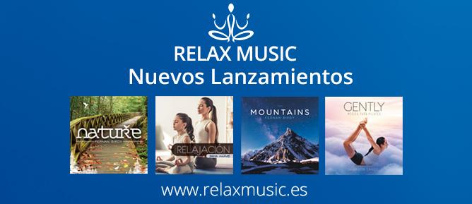 ULTIMAS NOVEDADES RELAX MUSIC