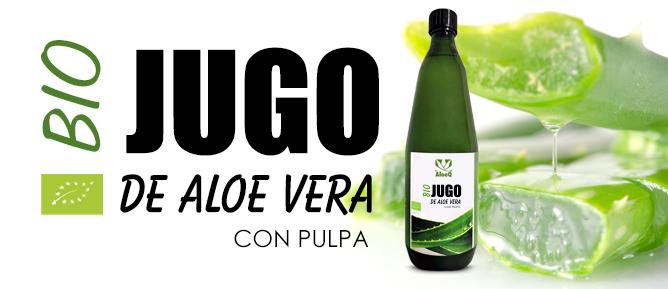 BIO JUGO DE ALOE VERA - ALOEQ