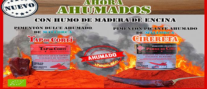 PIMENTóN DE MALLORCA AHUMADO(DULCE