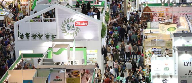Nuevos productos en BioCultura Barcelona