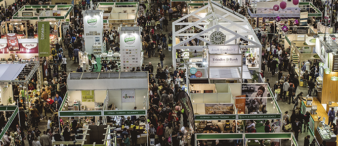 BioCultura: La primavera Bio en plena eclosión
